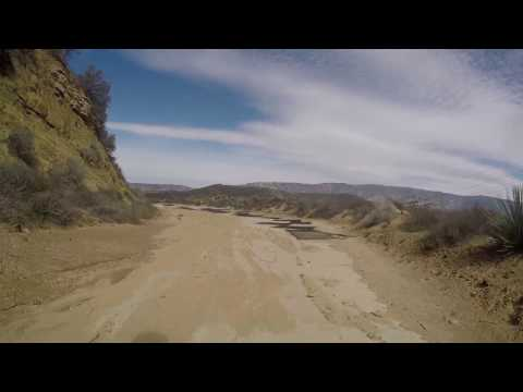 Old Ridge Route Road - Castaic, CA