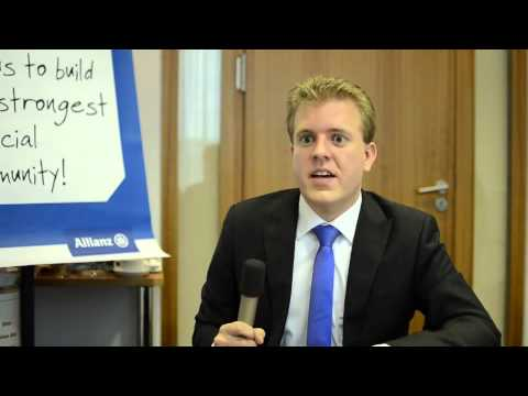 Paul Vanammelrooij - Actuary, Allianz SE