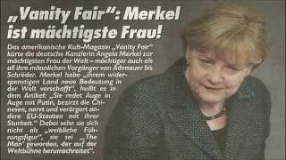 """Angela Merkel - Von der """"mächtigsten"""" Frau der Welt an den Abgrund geführt!"""