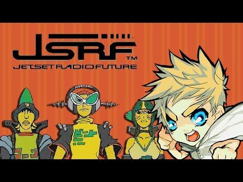 Jet Set Radio Future - Dave Control Super Show