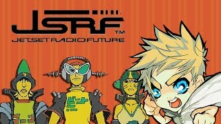 Jet Set Radio Future - Dave Control Super Show