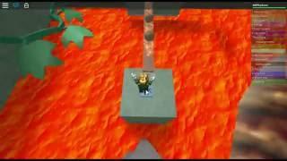 KSR Gaming - Roblox #1 : The Jungle Obby ( Actualización )