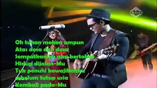 lirik lagu gigi akhirnya cover last child feat aby indonesia mencari bakat