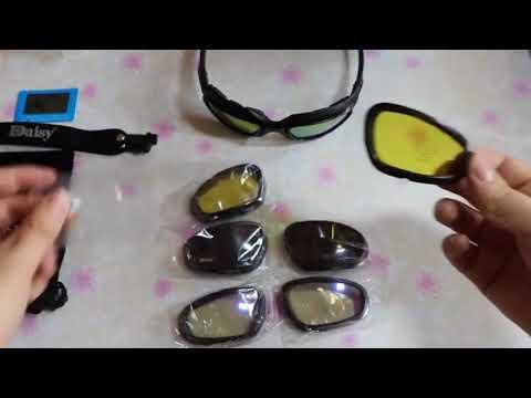 Daisy C5 Military Glasses