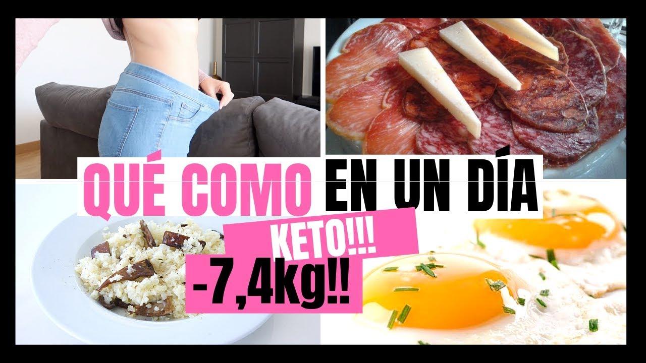 Dieta keto de una semana