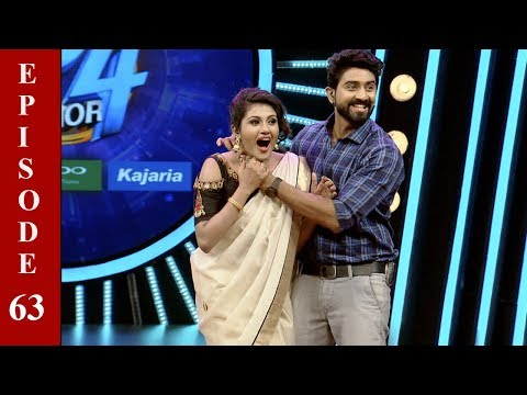D4 Junior Vs Senior I Ep 63 -  High voltage performances on the floor I Mazhavil Manorama