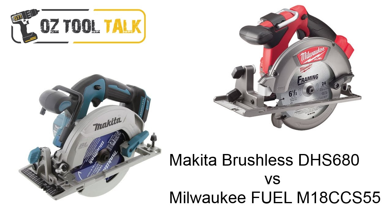 Brushless 18v 65 circular saw comparison makita vs milwaukee brushless 18v 65 circular saw comparison makita vs milwaukee youtube greentooth Images