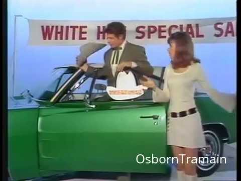 1969 Dodge Charger and Charger RT commercial