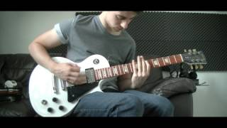Trivium - Blind Leading The Blind. [Guitar Cover W/Solos]