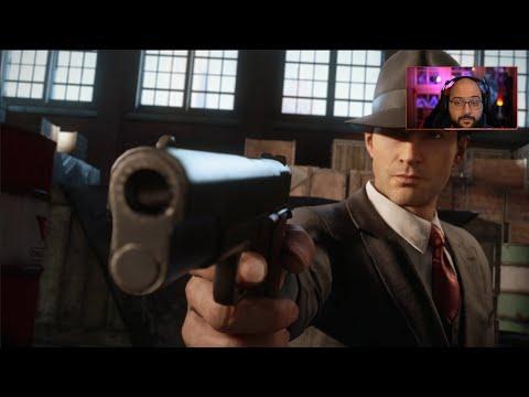 КЪСМЕТЛИЯТА SERGIO | Mafia: Definitive Edition #6