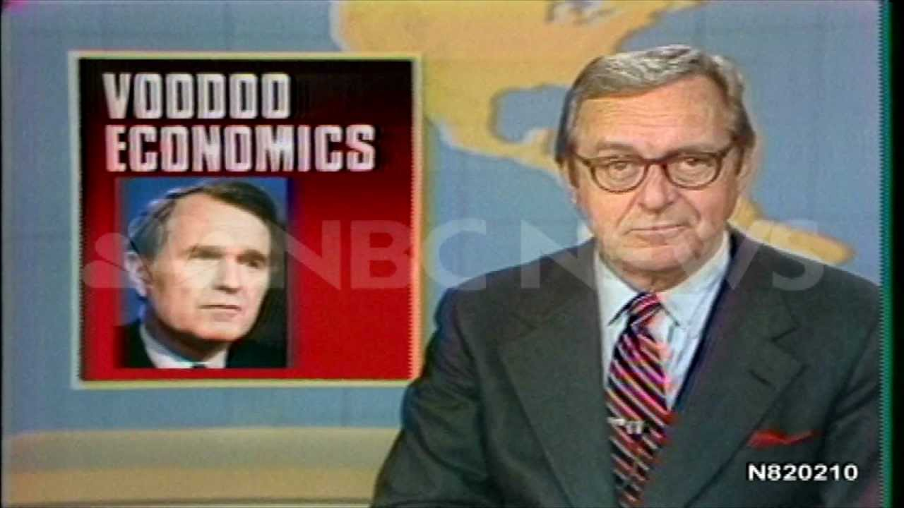 Image result for bush voodoo economics
