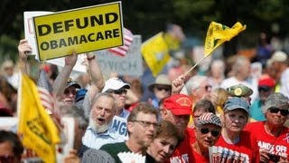Republicans, Obsessed With Defunding Obamacare, Head Toward Government Shutdown