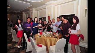 Singapore Moutai Baijiu Company - CNY Dinner 2016 | Singapore China Baijiu (SCB)
