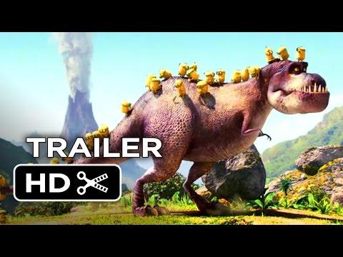 Minions TRAILER 1 (2015) - Steve Carell, Sandra Bullock Movie HD