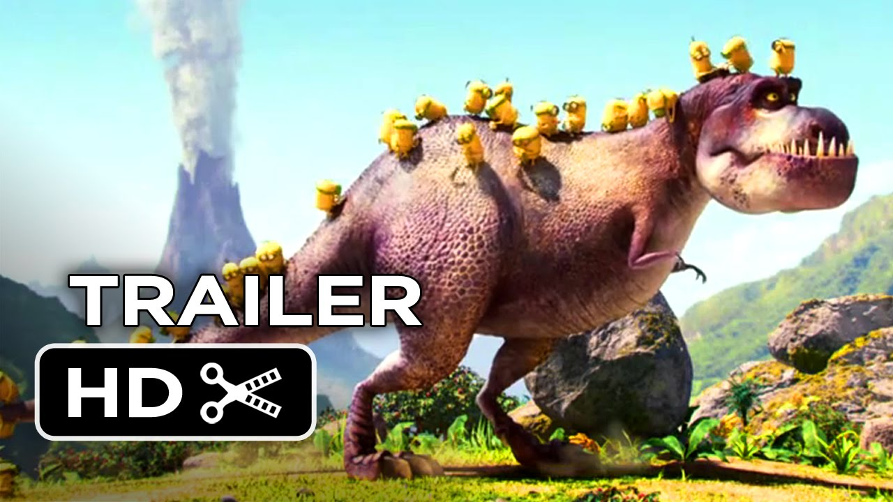 Download Minions TRAILER 1 (2015) - Steve Carell, Sandra Bullock Movie HD