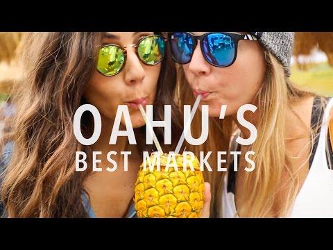 Honolulu Night Market & KCC Farmer's Market