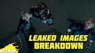 LEAKED Avengers Infinity War Trailer Images Breakdown