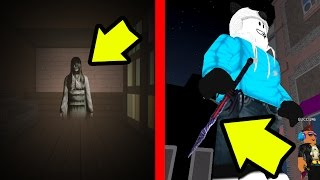 LE FANTÔME AGIT BIZARREMENT. I GOT A MYTHIC KNIFE! Assassin Roblox