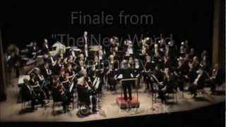"Ann Arbor Concert Band 3/11/12 - Finale from ""New World Symphony"""