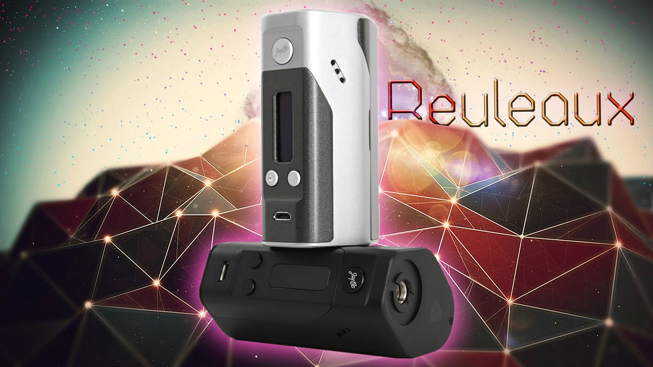 reuleaux dna 200 rx200 comparisson youtube