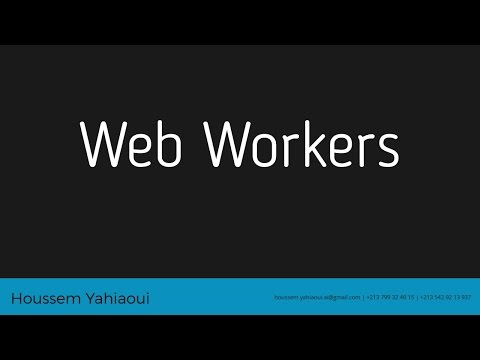 How-To :  Web Workers