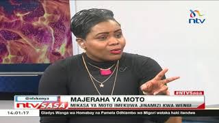 NTV Sasa: Majeraha ya moto