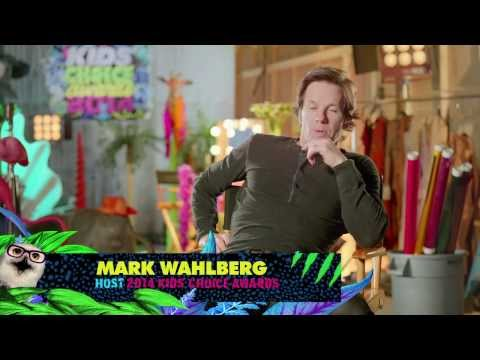 Kids Choice Awards 2014 - Mark Wahlberg