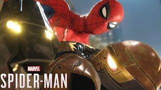 SHOCKER, POROZMAWIAJMY! - Let's Play Spiderman #5 [PS4]
