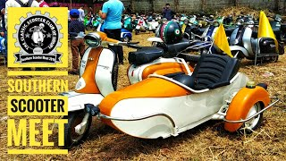 SOUTHERN SCOOTER MEET | VINTAGE AND CLASSIC SCOOTER DAY 2019 | MANGALORE INDIA EP 1