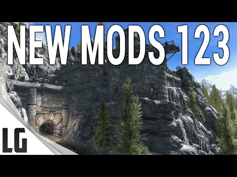 6 BRAND NEW Console Mods 123 - Skyrim Special Edition (XBOX/PS4/PC)
