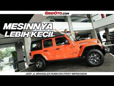 Jeep JL Wrangler Rubicon | First Impression | GridOto