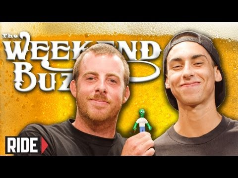 Johnny Layton & Taylor Smith: KOTR, Anxiety, Puking, Fights!! Weekend Buzz ep. 32