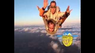 Vidéo Parachutisme Occitan 2012