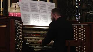 Laetare Sunday Organ Concert at the Cathedral of Saint Paul, St. Paul, Minnesota