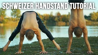 Schweizer Handstand Press Tutorial