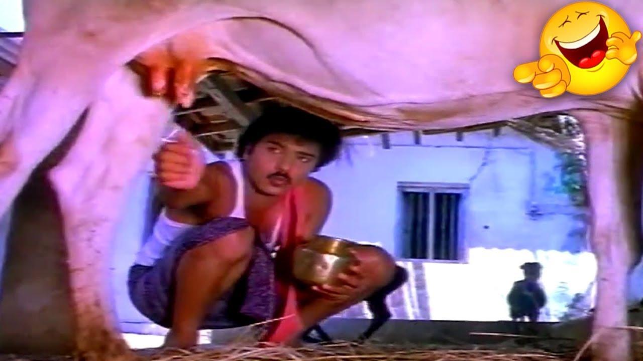 Kannada Comedy Videos || V. Ravichandran Non Stop Comedy Scene || Kannadiga Gold Films