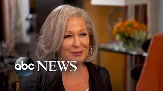 Bette Midler calls 'Hello, Dolly' the role of a lifetime
