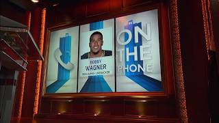 Seahawks LB Bobby Wagner Reacts to Jalen Ramsey QB Trash Talk | The Rich Eisen Show | 8/16/18