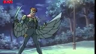 Spiderman the Animated Series vs The Vulture