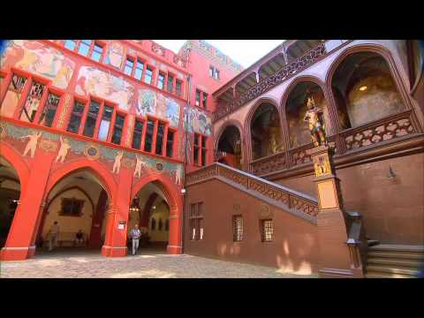 Explore - Walking through Basel