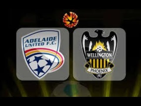 Adelaide United vs Wellington Phoenix Live Streaming A-League