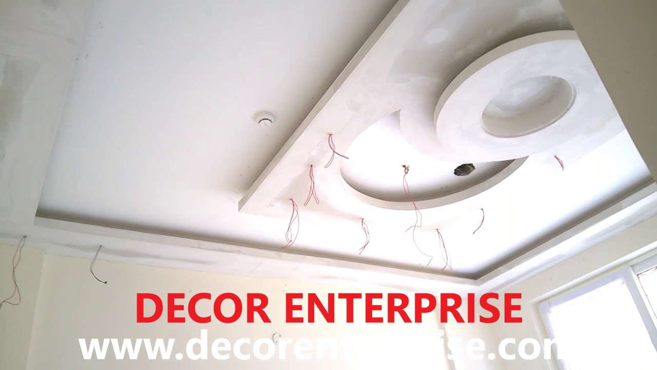 Interior Modular False Ceiling Design S Decor Enterprise Youtube