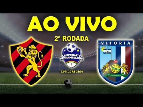 Sport 1 x 1 Vitória-PE | Pernambucano 2020 | 2ª Rodada
