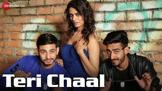Teri Chaal - Official Music Video | SR Star | Love B