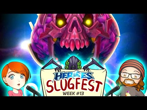 HEROES SLUGFEST | Amateur HOTS Tournament - Week 13 | Heroes of the Storm MFPallytime & Kiyeberries