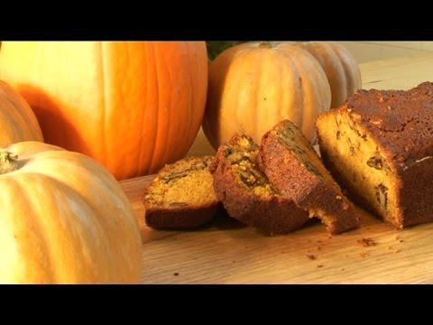 Pumpkin Bread - HEALTHY FOOD - DIABETIC FOOD - How To QUICKRECIPES