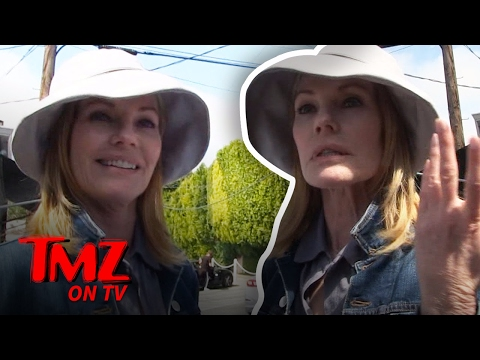 Marg Helgenberger Has Her Own Theory For All The Celebrity Home Robberies  TMZ TV