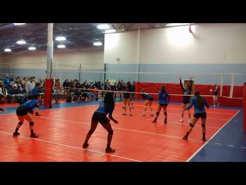 Cobb Atlanta 15 Team Kelsey vs A5 Mizuno 15 Team Sydney Ice Breaker 2018
