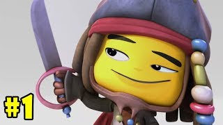 Disney Universe - Walkthrough - Part 1 - Pirates of the Caribbean: London (PC HD) [1080p60FPS]