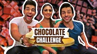 Chocolate Challenge    Rimorav Vlogs